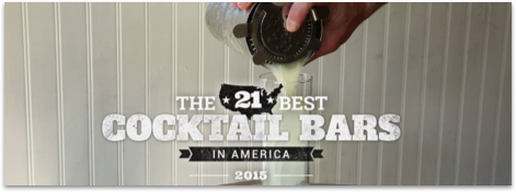 Cover of Best Cocktail Bars