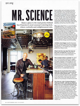 Mr Science article